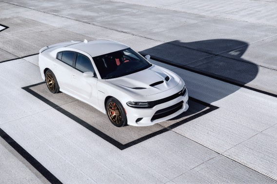 <strong>Dodge Charger Hellcat 2015 </strong>— À partir de 65 695 $ (Photo fournie par Dodge)