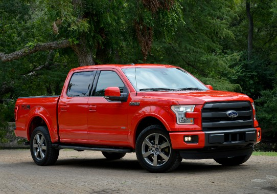 <strong>Ford F-150 2015 </strong>— À partir de 20 399 $ (Photo fournie par Ford)