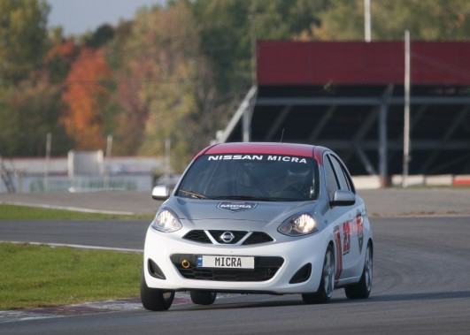 <strong>Nissan Coupe Micra </strong>—Modèle destiné à la course (<a href=