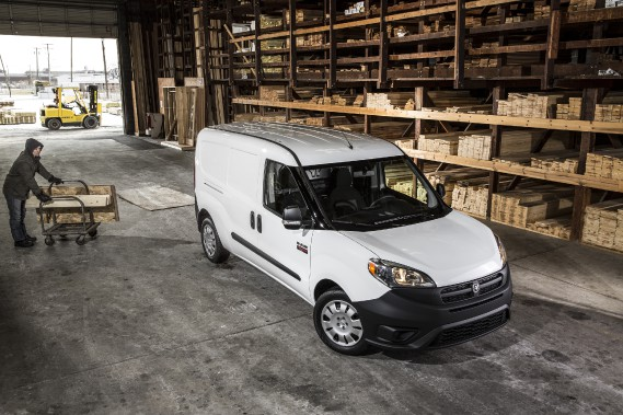 <strong>Ram ProMaster City 2015 </strong>— À partir de 28 495 $ (Photo fournie par Ram)