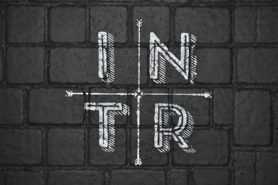 La nouvelle appellation du restaurant, l'Inter, allait de soi. Depuis des années, c'est ainsi qu'est communément appelé l'endroit. Fidèle au nouveau nom, le logo de l'Inter est simple et épuré. ()