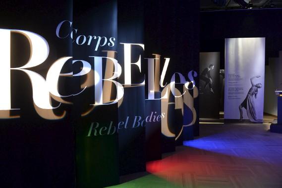 Aux limites de l'installation et de l'oeuvre, l'exposition «<em>Corps rebelles»</em>propose de démystifier la danse contemporaine. (Le Soleil, Patrice Laroche)
