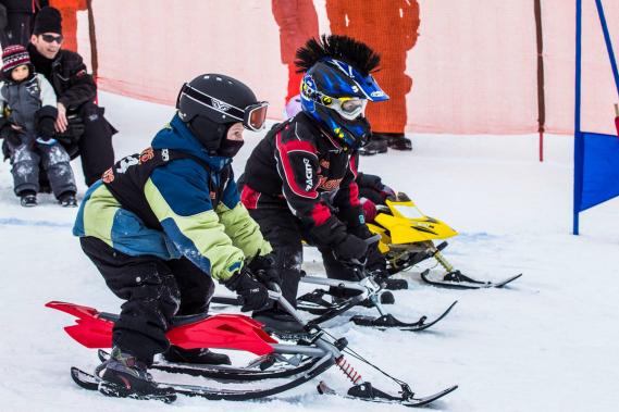 Les participants sont divisés en trois classes: de 5 à 8 ans, de 9 à 13 ans et la catégorie Open, de 13 ans et plus. (Photo Nickb Media, fournie par Marto Napoli)