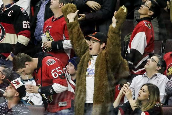 Les Bruins se font déloger du 8ème rang par les Sens avec cette victoire. (Patrick Woodbury, LeDroit)