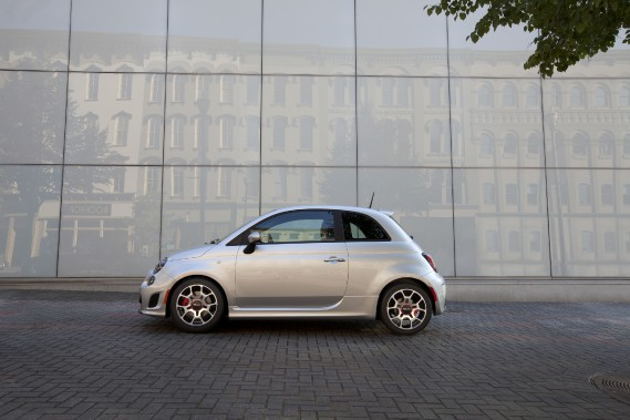 (PHOTO FOURNIE PAR FIAT)