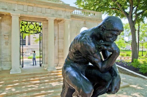 Le Rodin Museum offre la plus grande collection d'oeuvres du sculpteur Auguste Rodin à l'extérieur de Paris. (Rodin Museum)
