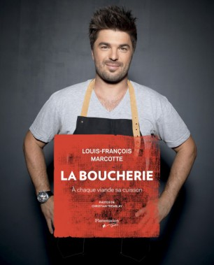 La boucherie, Louis-François Marcotte (Photo:  Éditions Flammarion)