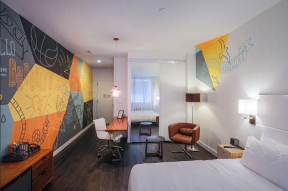 Nu Hotel (Photo: nuhotelbrooklyn.com)