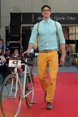 Chris Eberlein, originaire d'Essen en Allemagne, étudiant au 2e cycle à l'Université Laval (Le Soleil, Erick Labbé)