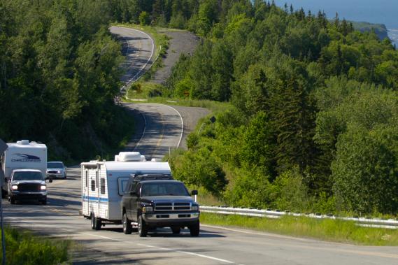 Vacanciers, à vos caravanes!