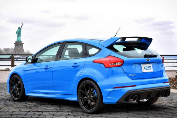 Ford Focus ST/RS: preuve que le meilleur est à venir