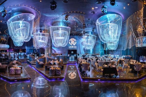 Le Cavalli Club, de l'hôtel Fairmont, Dubaï. (PHOTO FOURNIE PAR FAIRMONT)