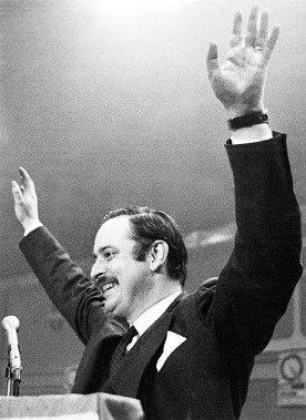 Jacques Parizeau en 1970 (Archives Le Soleil)