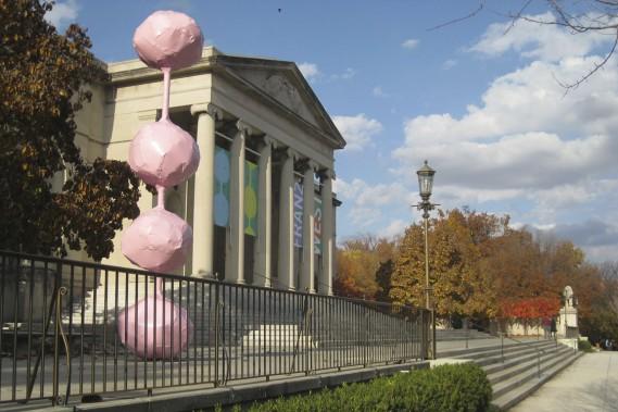 Le Musée d'art de Baltimore (PHOTO FOURNIE PAR LE MUSÉE D'ART DE BALTIMORE)