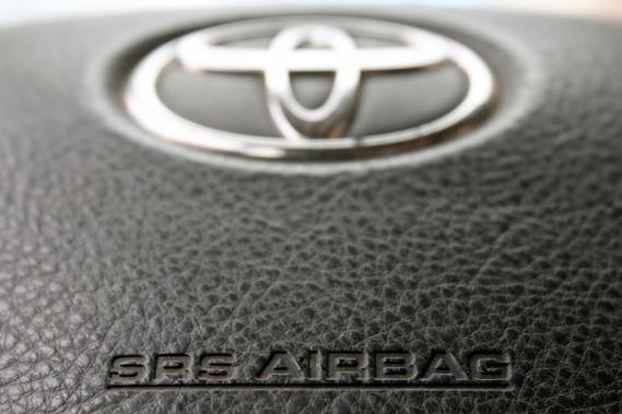 Coussins gonflables: Toyota rappelle 2,9 millions de véhicules de plus