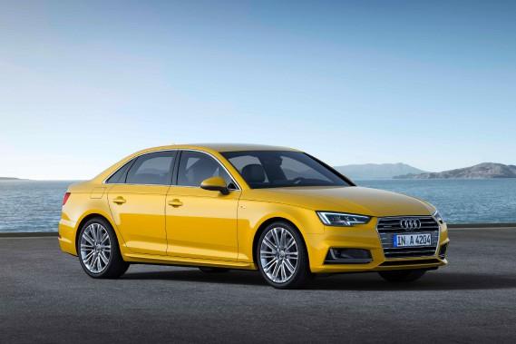 Audi A4: révolution en douceur