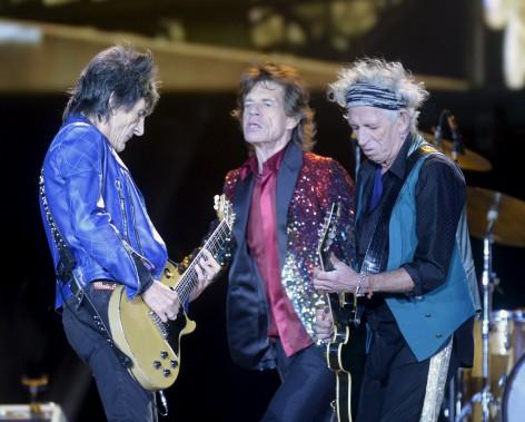 Les Rolling Stones (15 juillet) (Le Soleil, Jean-Marie Villeneuve)