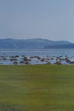 Les rochers épars composent de ravissants tableaux (Le Soleil, Caroline Grégoire)