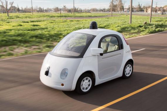 Plus risqué en voiture autonome