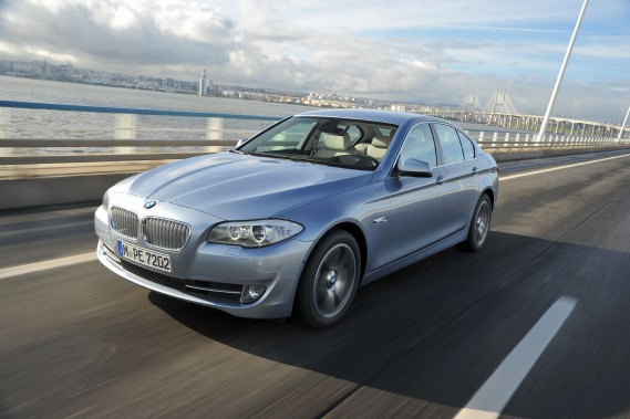 BMW Série 5 Active Hybrid (Photo fournie par BMW)