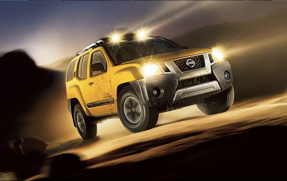 Nissan XTerra (Photo fournie par Nissan)