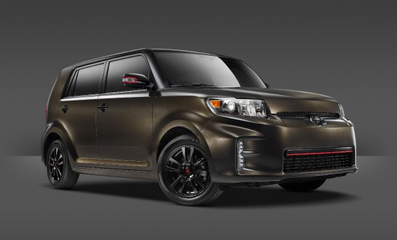 Scion xB (Photo fournie par Scion)