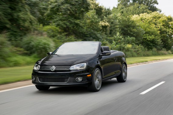 Volkswagen Eos (Photo fournie par Volkswagen)