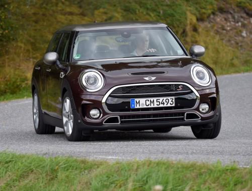 <strong>Mini Clubman</strong> — À partir de 24 950 $ La filiale de BMW lance une refonte de la version Clubman de sa Mini. Elle devrait être la base des changements à venir chez Mini. (Photo fournie par Mini)