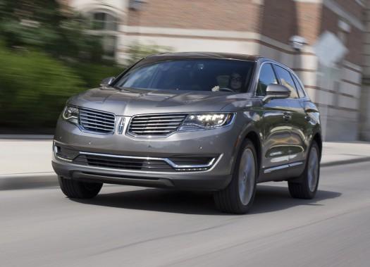 <strong>Lincoln MKX — À partir de 45 890 $</strong> C'est au tour du MKX de Lincoln de subir une mise à jour comme celle qu'ont reçue les modèles MKZ et MKC au cours des dernières années. (Photo fournie par Lincoln)
