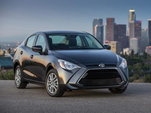 <strong>Toyota Yaris berline — À partir de 16 995 $</strong> Aux États-Unis, elle s'appelle Scion iA. Ici, elle vient bonifier l'offre de ce modèle, dont la version à hayon a été redessinée l'an dernier. (Photo fournie par Toyota)