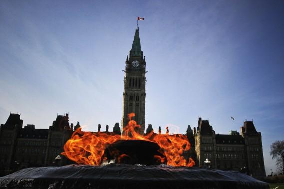 Le Parlement sera dirigé par un gouvernement majoritaire libéral. (Etienne Ranger, Archives LeDroit)