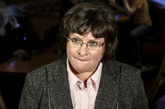 Françoise Boivin a annoncé son départ de la vie politique. (Patrick Woodbury, LeDroit)