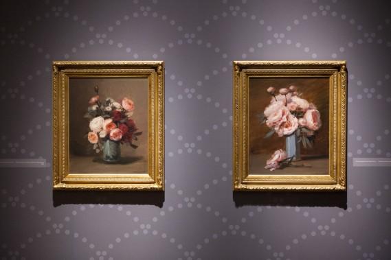 <em>Nature morte aux fleurs</em> deMarc-Aurèle de Foy Suzor-Coté (Le Soleil, Caroline Grégoire)