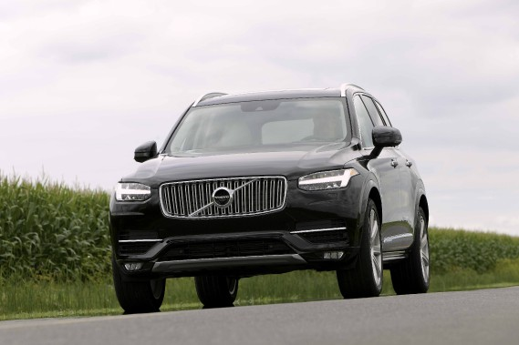 Volvo XC90 (PHOTO ÉRIC LEFRANÇOIS, COLLABORATION SPÉCIALE)