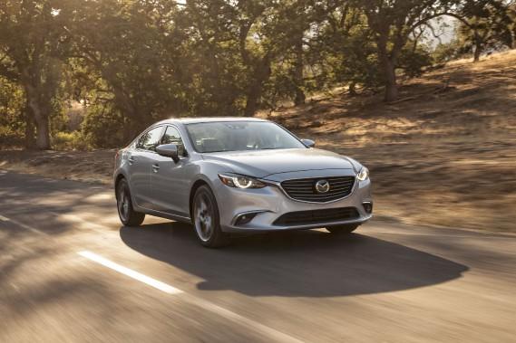 Mazda6 2016: la maturité est atteinte