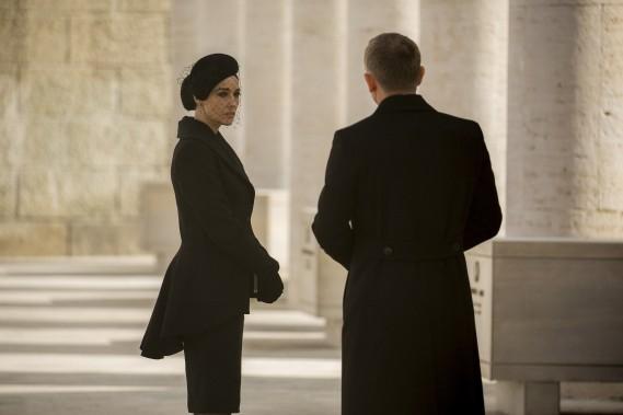 Monica Bellucci et Daniel Craig (Fournie par Columbia Pictures)