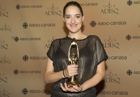 Marie-Pierre Arthur (La Presse Canadienne)