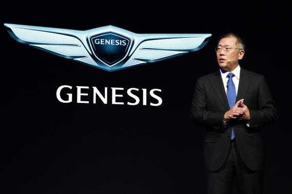 Hyundai crée la marque Genesis
