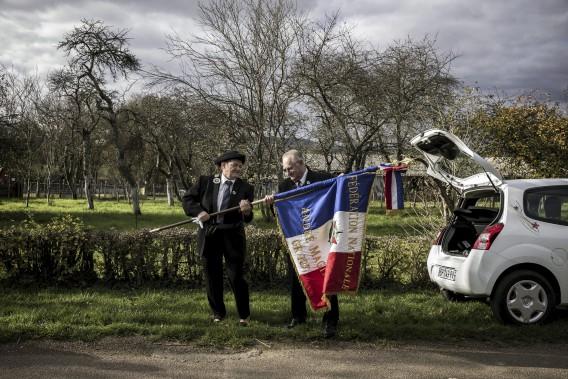 ÀParigny-la -Rose, en France (Photo AFP, Jeff Pachoud)