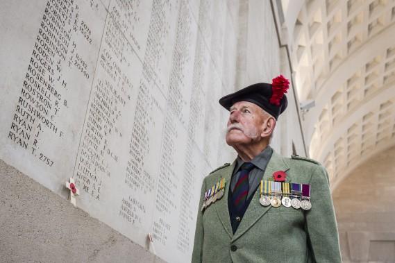 À Ypres, en Belgique (Photo AP, /Geert Vanden Wijngaert)