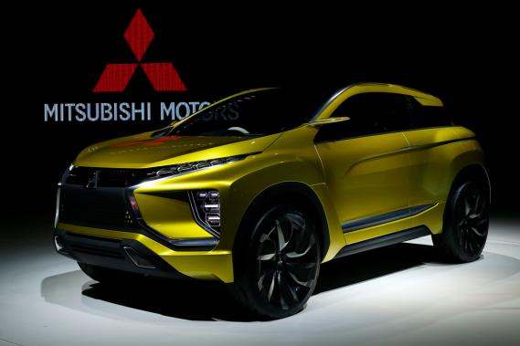 Mitsubishi, le retour