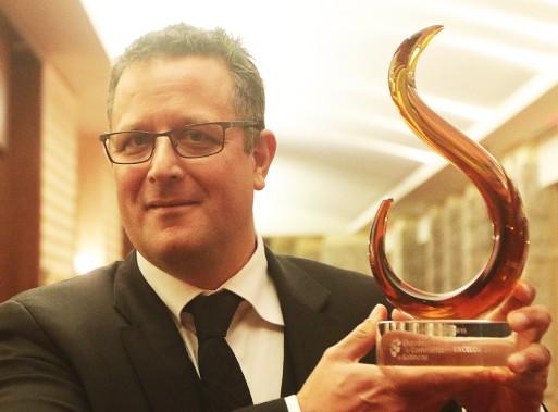 Daniel Charron est nomméCPA/CMA émérite 2015. (Étienne Ranger, LeDroit)