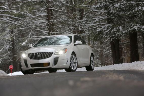 Buick Regal: l'entre-deux