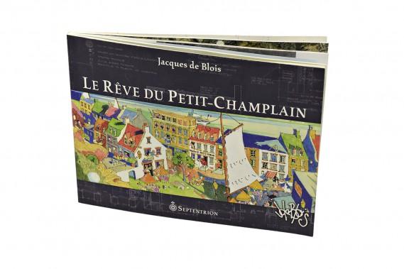 Pour tout passionné d'histoire et de sa ville, voici un livre plein de photos inédites et d'anecdotes sur la création du quartier Petit Champlain. L'architecte Jacques de Blois y raconte les années 80 et suivantes durant lesquelles son ami Gerry Paris et lui ont insufflé la vie dans ce secteur. Offert en librairie, en ligne (34,95 $) et en format PDF (29,99 $). Information : <strong>www.septentrion.qc.ca</strong><strong></strong> (Le Soleil, Patrice Laroche)