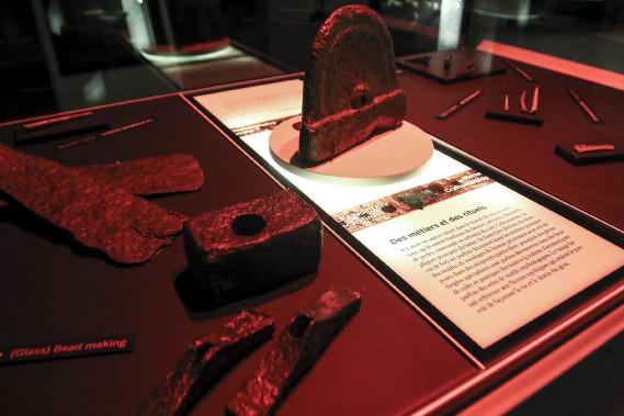 L'exposition <em>Vikings</em>, au Musée canadien de l'histoire, abat les mythes entourant les guerriers scandinaves. (Patrick Woodbury, LeDroit)