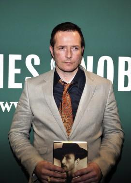 Le chanteur en mai 2011 à New York, alors qu'il fait la promotion de son livre <em>Not Dead &amp; Not For Sale.</em> (AFP)