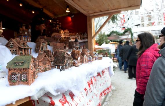 Le Marché de Noël allemand (Le Soleil, Erick Labbé)