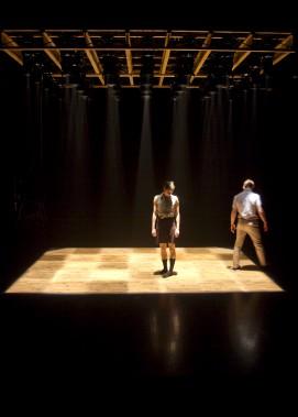 Le spectacle<em> Entre</em> du Théâtre Rude Ingénierie sera présenté à l'occasion du Mois Multi. (Photo Josué Beaucage)