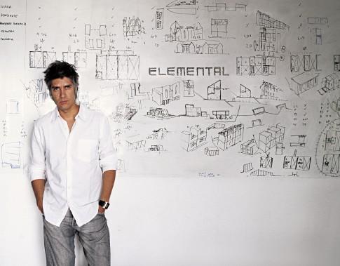 L'architecte chilienAlejandro Aravena (AP, Cristobal Palma)