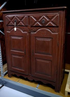 Cette «splendeur» a étéofferte par Paul Gouin (le fils deSir Lomer Gouin), qui a léguéle plus de meubles dans leurintégrité. «Ça vaut n'importequel Borduas», dit Christian Denis. (Le Soleil, Erick Labbé)